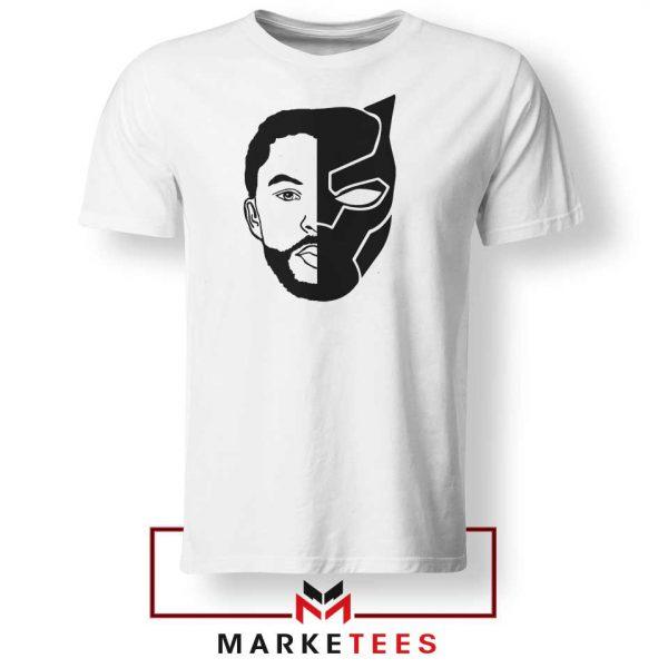 TChalla Face Silhouette Tshirt