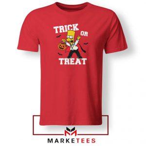 Trick Or Treat Bart Tshirt