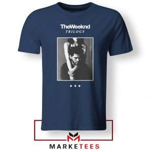 Trilogy Merch Navy Blue Tshirt