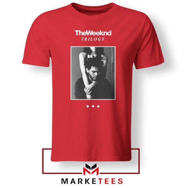 Trilogy Merch Red Tshirt