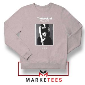 Trilogy Merch Sport Grey Sweatshirt