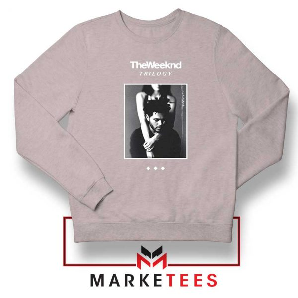 Trilogy Merch Sport Grey Sweatshirt