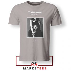 Trilogy Merch Sport Grey Tshirt