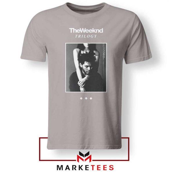 Trilogy Merch Sport Grey Tshirt