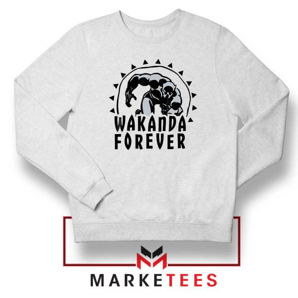 Wakanda Forever Movie Sweatshirt