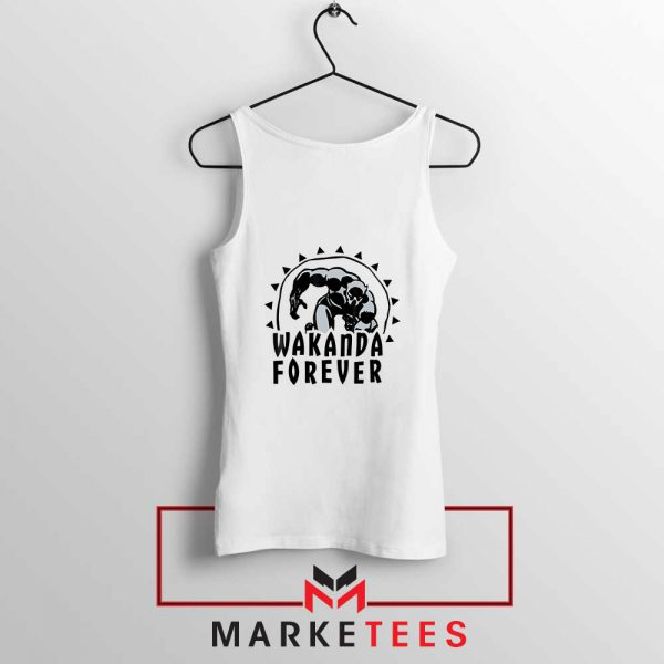Wakanda Forever Movie Tank Top