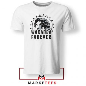 Wakanda Forever Movie Tshirt