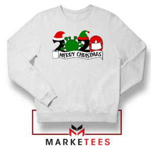2020 Merry Christmas Sweatshirt