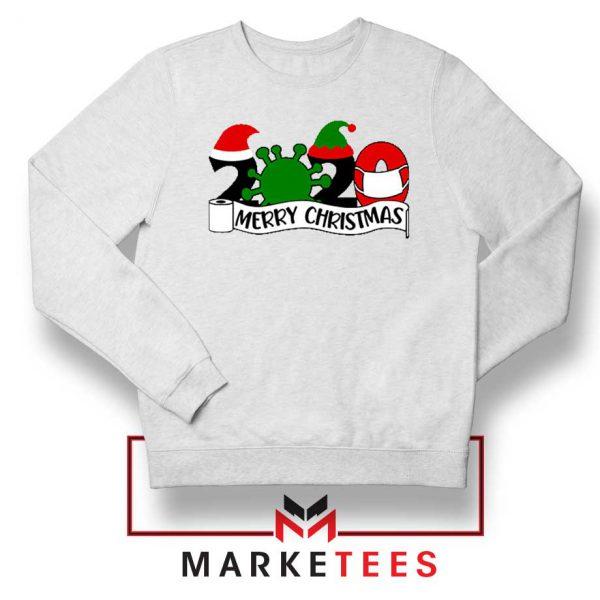 2020 Merry Christmas Sweatshirt