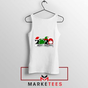 2020 Merry Christmas Tank Top