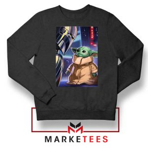 Baby Yoda The Mandalorian Sweatshirt
