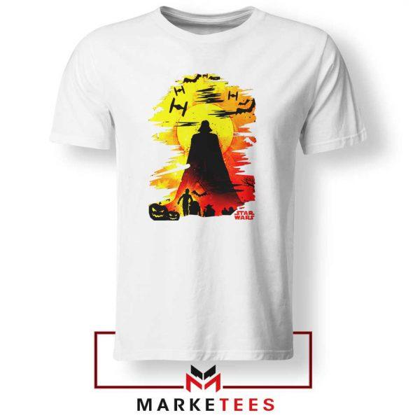Darth Vader Silhouette Tshirt