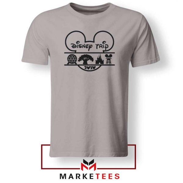 Disney Trip 2020 Sport Grey Tshirt