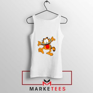 Garfield Cute Tank Top