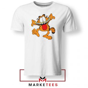Garfield Cute Tshirt