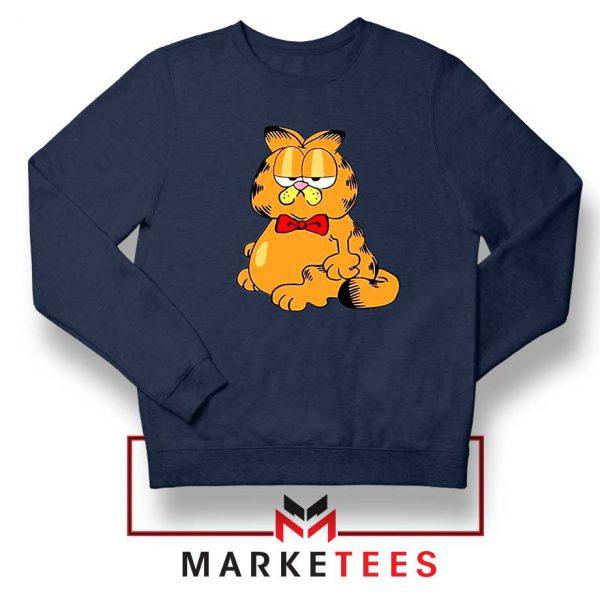Garfield High Navy Blue Sweatshirt