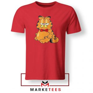 Garfield High Red Tshirt
