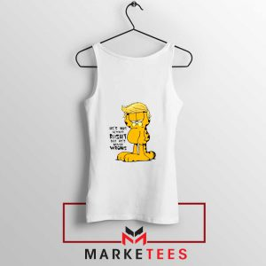 Garfield Trump Tank Top