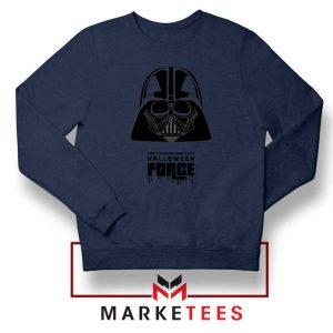 Halloween Force Navy Blue Sweatshirt