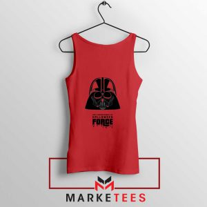 Halloween Force Red Tank Top