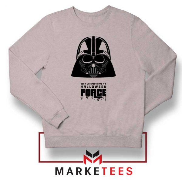 Halloween Force Sport Grey Sweatshirt