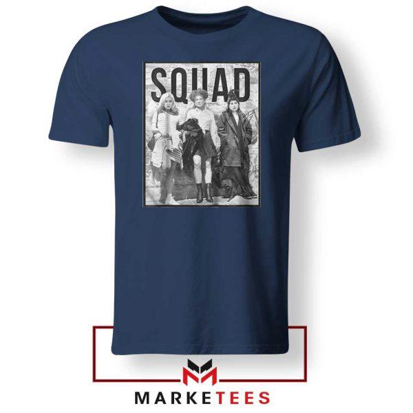 Hocus Pocus Squad Navy Blue Tshirt