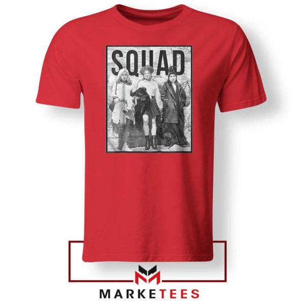 Hocus Pocus Squad Red Tshirt