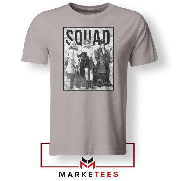 Hocus Pocus Squad Sport Grey Tshirt