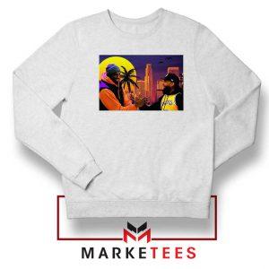 Kobe Bryant and Nipsey Hussle Sweatshirts