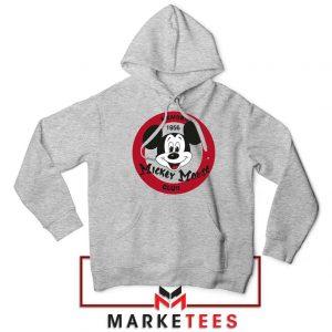 Member Club Mickey Sport Grey Hoodie