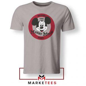 Member Club Mickey Sport Grey Tshirt