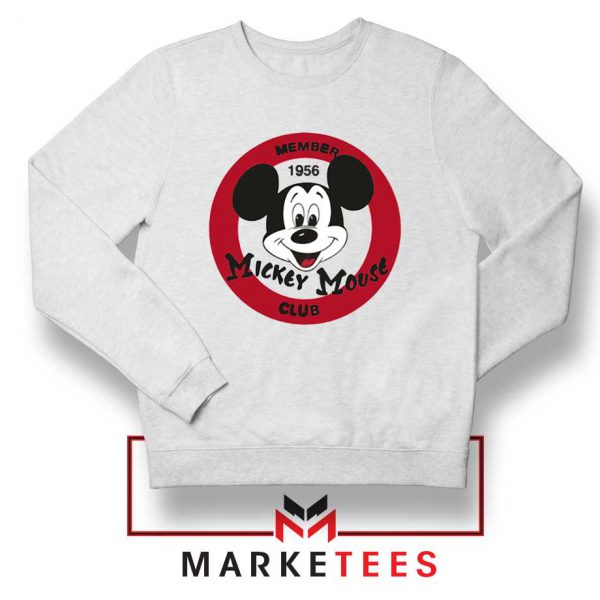 Member Club Mickey Sweatshirt