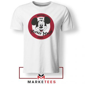 Member Club Mickey Tshirt