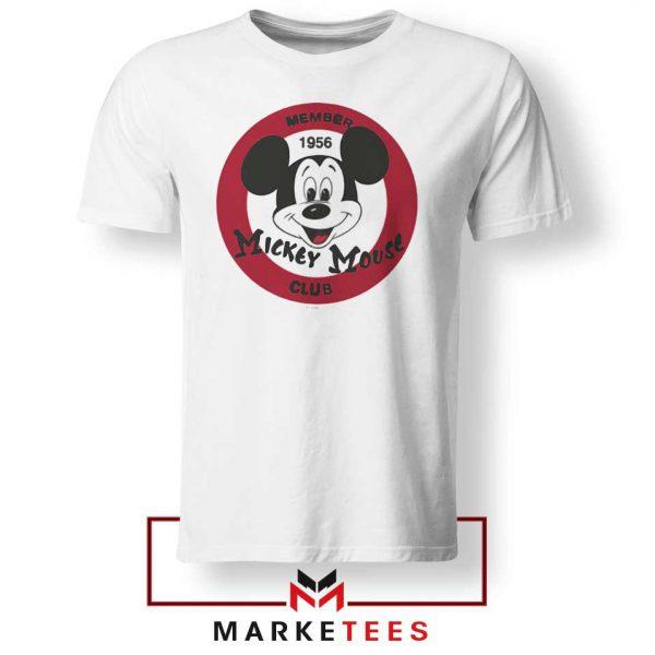 Member Club Mickey Tshirt