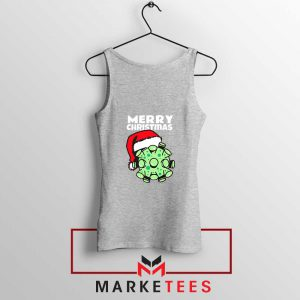 Merry Christmas Corona Tank Top