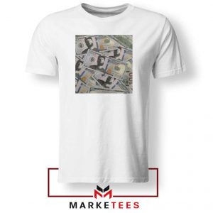 Nipsey Cryptocurrency White Tshirt