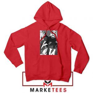 Nipsey Hussle Hip Hop Red Hoodie