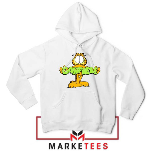 Orange Cat Hoodie