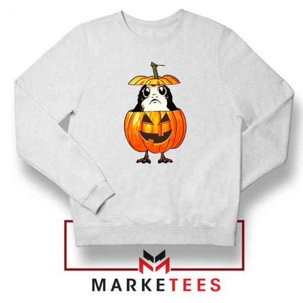 Porg Pumpkin Sweatshirt