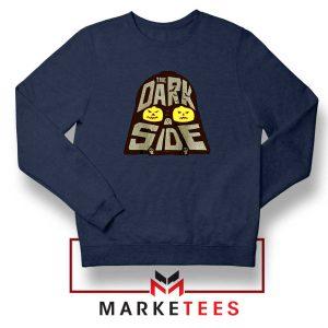 The Dark Side Navy Blue Sweatshirt
