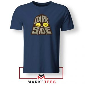 The Dark Side Navy Blue Tshirt