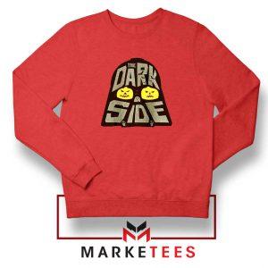 The Dark Side Red Sweatshirt