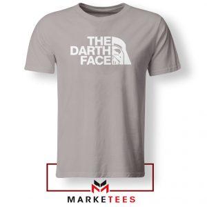 The Darth Face Sport Grey Tshirt