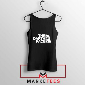 The Darth Face Tank Top