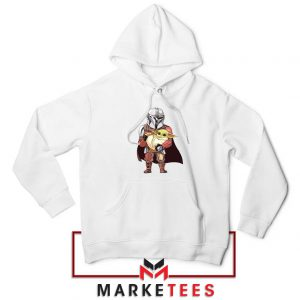 The Mandalorian Lovely Yoda Hoodie