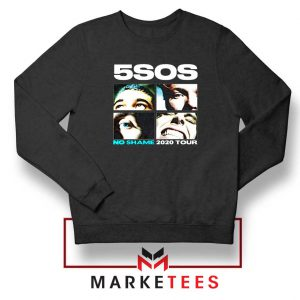 5SOS No Shame 2020 Tour Sweatshirt