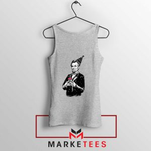Abraham Lincoln Birthday Sport Grey Tank Top
