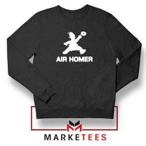 Air Homer Simpson Sweatshirt