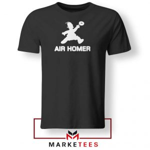 Air Homer Simpson Tshirt