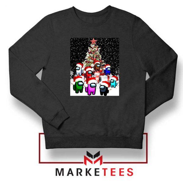 Among Us Christmas Sweatshirt